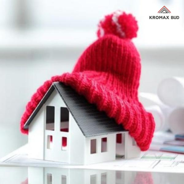 Переваги утеплення будинку пінопластом