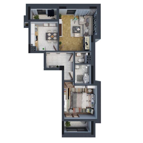 квартири проспект чернівці кромакс буд